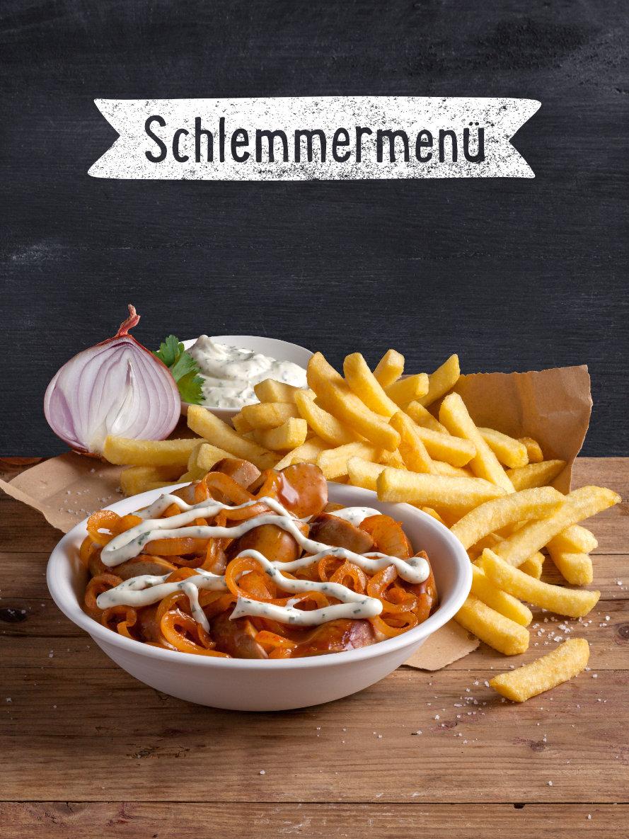 Schlemmermenü