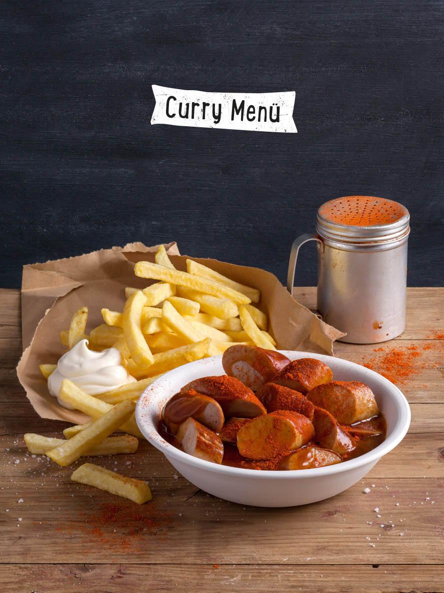 Curry Menü