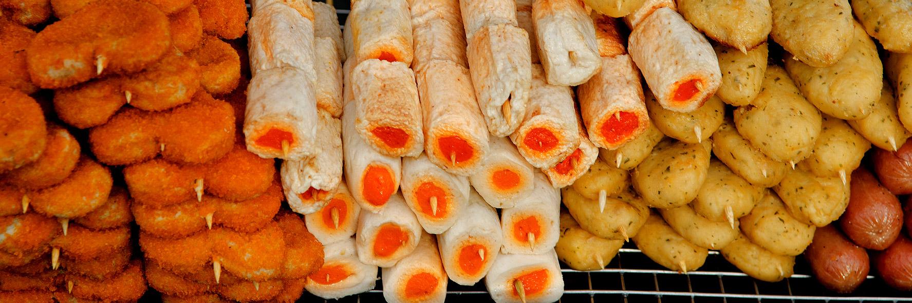 Geschichten von tausend und einer Currywurst
